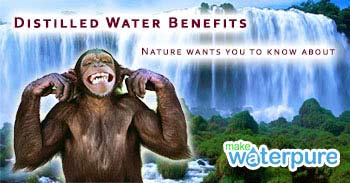 Water Distiller Benefits