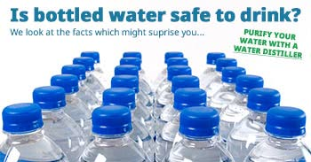 Is bottled water safe to drink