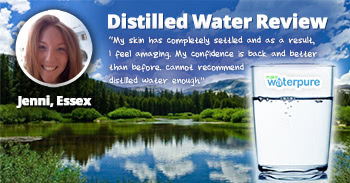 Water Distiller review - Jenni, Essex
