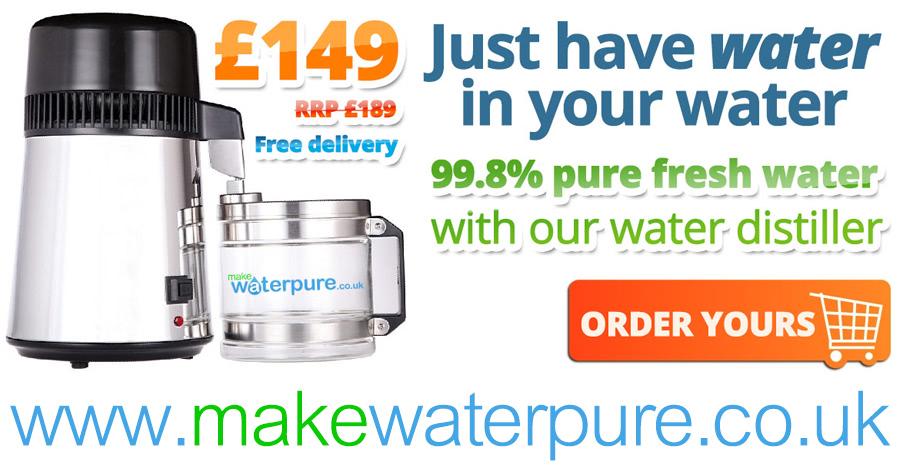 Make A Water Distiller ~ Water distillers make pure uk europe