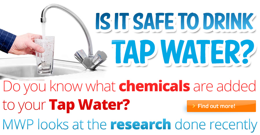 is it safe to drink tap water