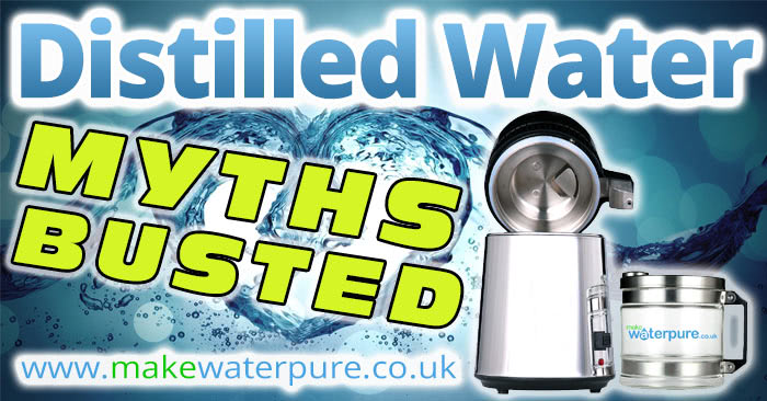 Busting the myths before you buy water distiller machines