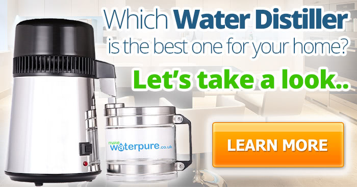 Choosing the best water distiller