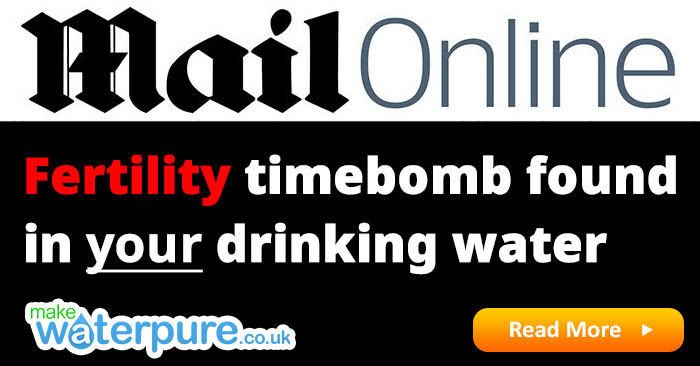 Fertility timebomb found in drinking water