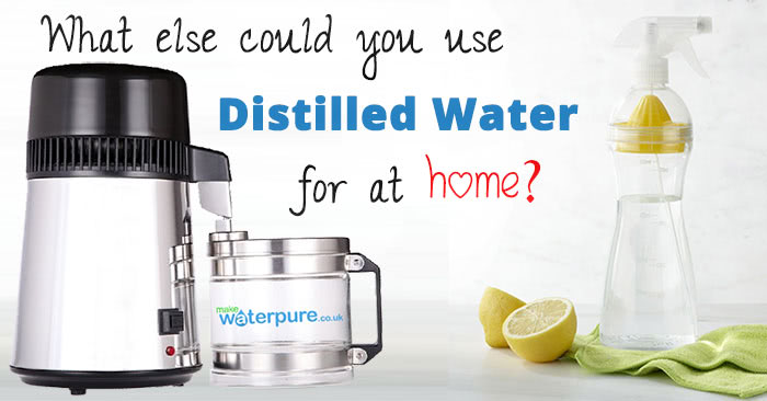 Can You Drink Distilled Water ~ Distilled water is not only just for drinking