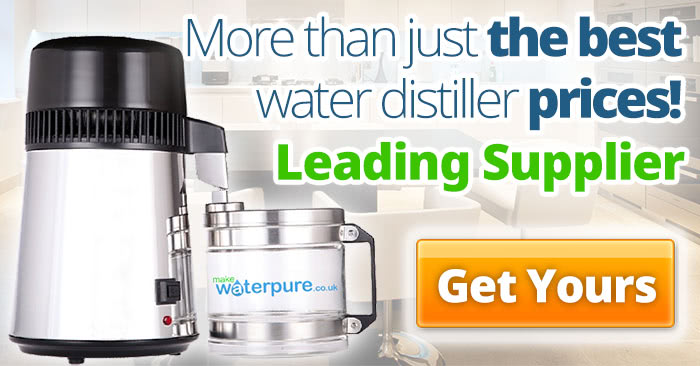 Make Water Pure offer more than just the best water distiller prices