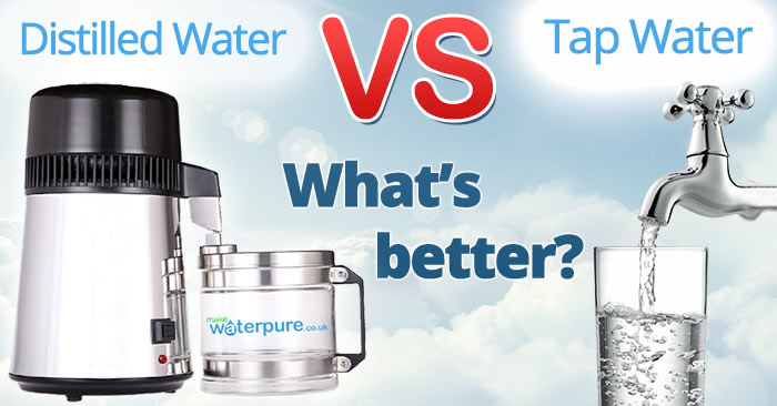Can You Drink Distilled Water ~ Why choose distilled water over tap