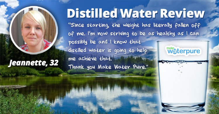 Water Distiller Review – Jeannette Lewis