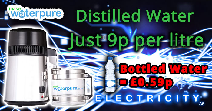 Water Distiller Electricity Price