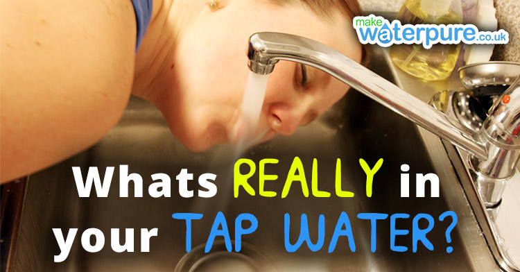 Whats really in your tap water?