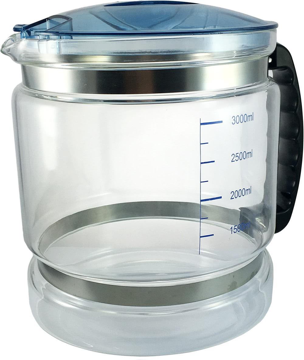 Glass Water Distiller ~ Litre glass jug for water distillers