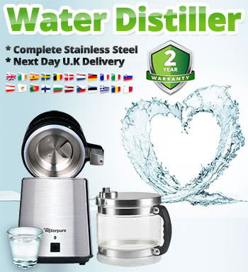 Buy a water distiller now